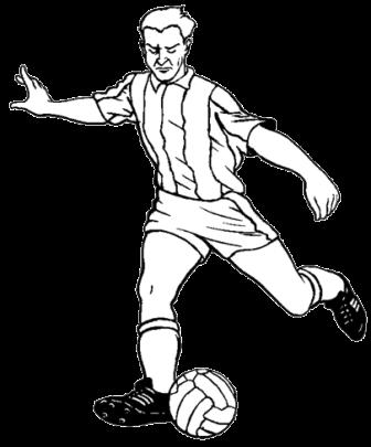 Fussballspieler 12