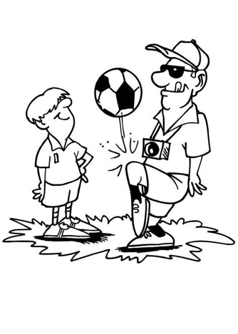 Fussballspieler 2