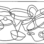Geschirr 7