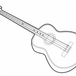 Gitarre 4
