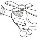 Hubschrauber 12