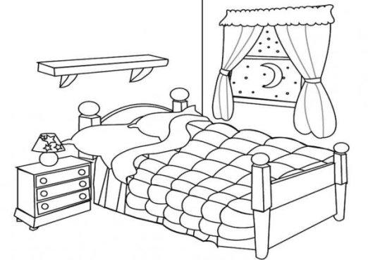 Erstaunlich Bilder Malvorlage Kinderzimmer Ideen Homeautodesign Com