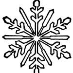 Schneeflocke 10
