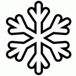 Schneeflocke 13