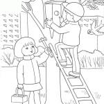 Treppe Leiter 1