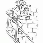 Treppe Leiter 3