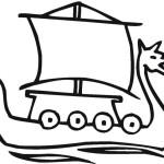 Wikingerschiff 4