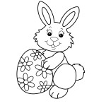 FNF_Easter Coloring PG14