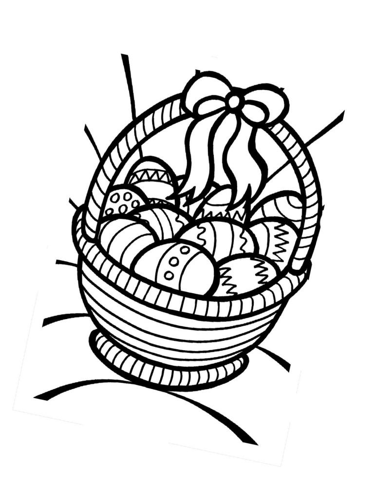 Osterkorb 25